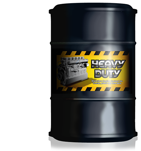 Heavy Duty is the coolant of choice for many       For manufacturers